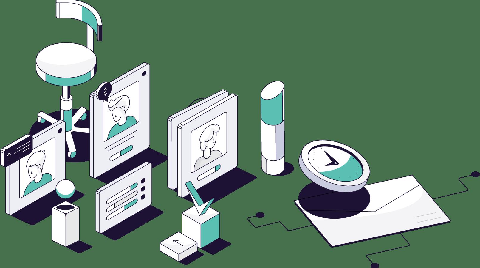 client illustration
