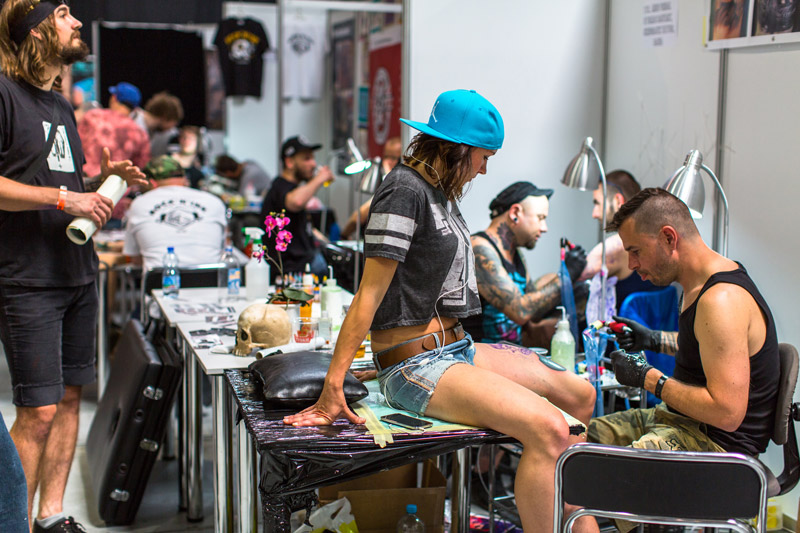 Tattoo Conventions